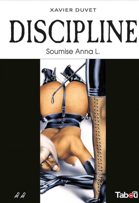 Discipline tome 2 bd adulte