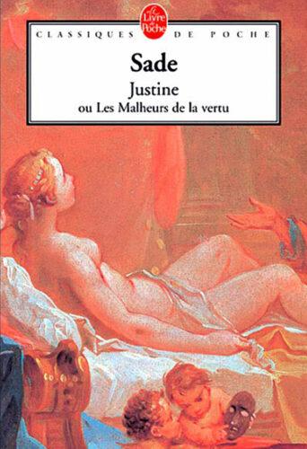 Justine ...Ou les malheurs de la vertu