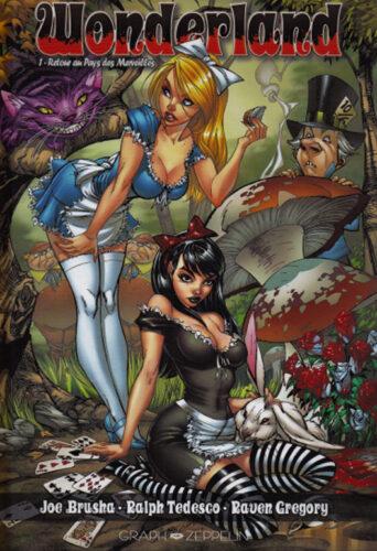 Wonderland Tome 1