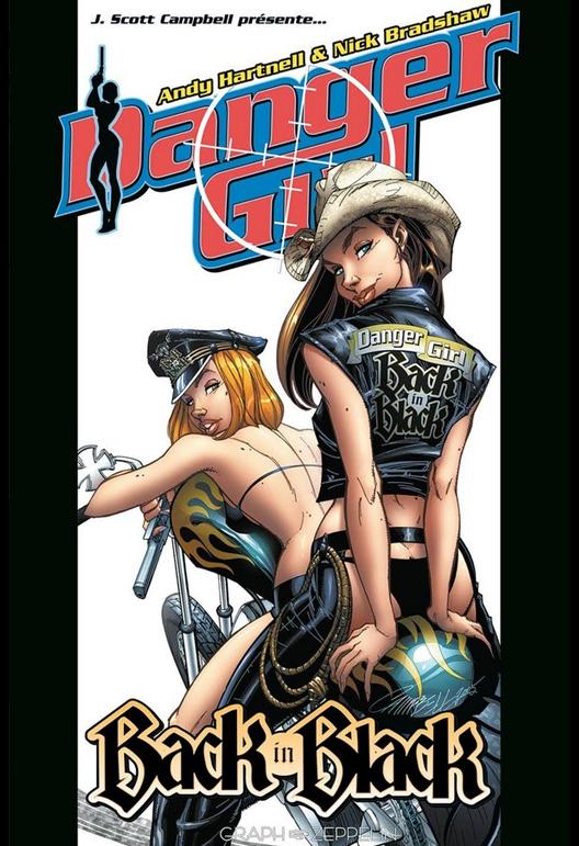 Danger Girl T.4