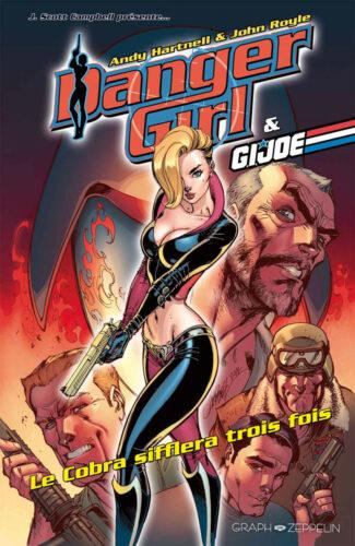 Danger Girl & G.I.Joe