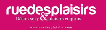 Logo Rue des plaisirs