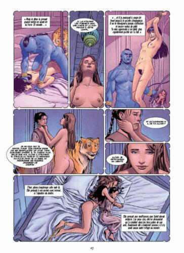 Mille et une nuits volume 1 Trif Celestini bd erotique volume 2 porno extrait gratuit 15